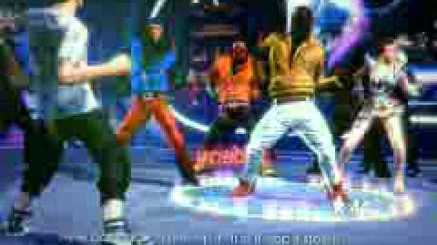 Black Eyed Peas Experience Kinect Don't Stop the party