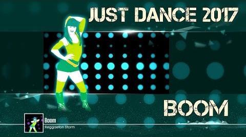 Just Dance 2017 - Boom