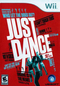 Datei:Just Dance (Wii) boxart.jpg