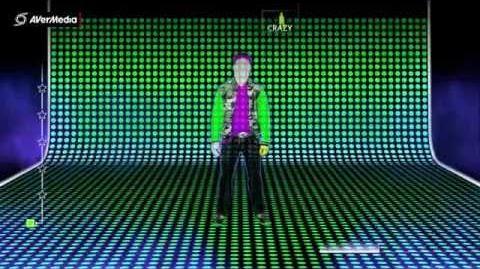 Just Dance 4 Good Feeling, Flo Rida (Mash-up) 5*