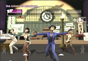 Lullaby of Broadway Gameplay