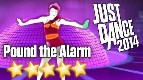 Just Dance 2014 - Pound the Alarm (MASHUP) - 5 stars