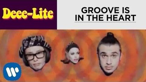 """Deee-Lite - """"Groove Is In The Heart"""" (Official Music Video)"""