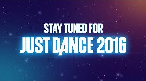Just Dance 2016 - Anúncio