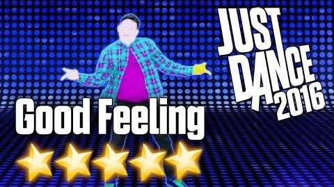 Just Dance 2016 - Good Feeling (Extreme) - 5 stars