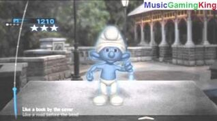 """The Smurfs Dance Party Gameplay - """"More Than a Name"""" - High Score Of 8,286 Points Achieved"""