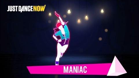 Maniac - Just Dance Now
