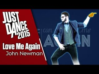 Just Dance 2015 - Love Me Again