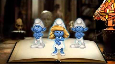 Smurfs Dance Party - The Noisy Smurf