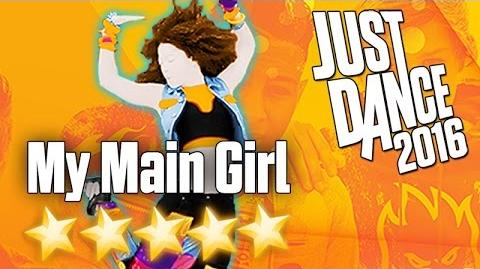 Just Dance 2016 - Main Girl - 5 stars