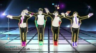 What Makes You Beautiful - Just Dance 4