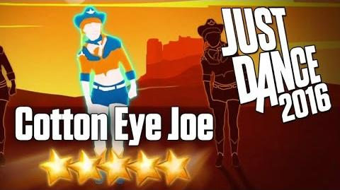 Just Dance 2016 - Cotton Eye Joe - 5 stars
