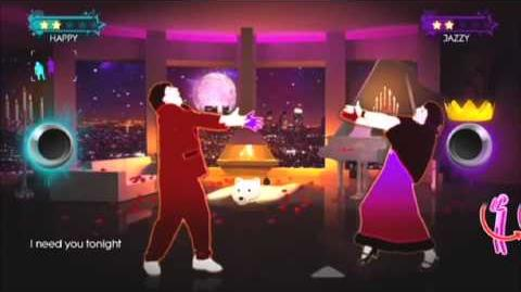 Just Dance 3 Love Letter Why oh Why