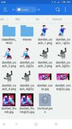 Dontlet files weird