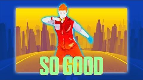 So Good by B.o.B 5* Stars Just Dance Vitality School