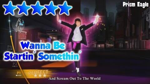 Michael Jackson The Experience - Wanna Be Startin' Somethin' - 5 Stars