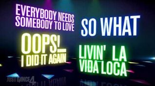 Just Dance 4- GamesCom 2012 Trailer -UK-