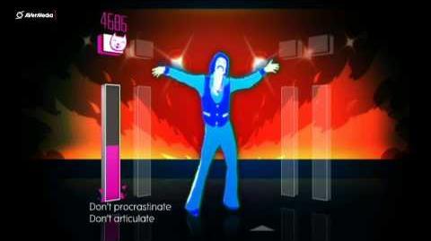 Just Dance 1 A Little Less Conversation, Elvis Presley