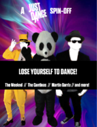 Lose Yourself to Dance (JD Spin-off)