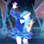 Just Dance Now - She Wolf (Falling to Pieces)