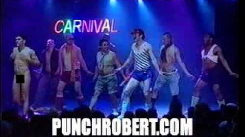 PUNCHROBERT - The Yes Dance