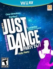 JustDanceParty247WiiU