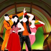 Just Dance Now - Jailhouse Rock