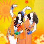 Just Dance Now - Aquarius (Let the Sunshine In)