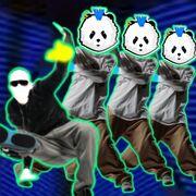 Pandasquare