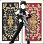 PokerFace JDL12 2 SQUARE