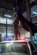 TKOG - Batman Confronting the Cops