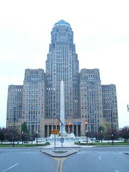 Gotham City Hall (TKOSH)