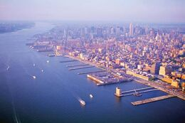 Gotham City Port Picture