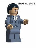 TKOG Movie Comic Ra's Al Ghul