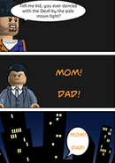 TKOG Movie Comic Sixth Page