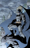 Batman Featured Justice League Member