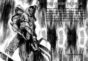 The Court of Owls Nursery Rhyme 1