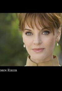 Robin Riker infobox