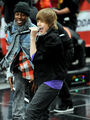 Justin Bieber Performs on The Today Show October 2009
