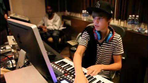 Justin Bieber Talks JustBeats Headphones and Audio Quality