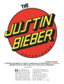 NME 13 November 2015 The Justin Bieber Experience