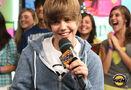 Justin Bieber on MOD 2009