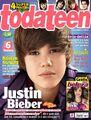 Todateen magazine August 2010