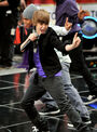 Justin Bieber Performs on The Today Show, 12 October 2009