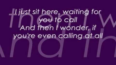 Can't Live Without You- Justin Bieber w Lyrics