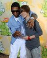 Justin at the KCA's 2009