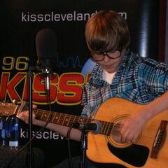 Close-up of Justin!