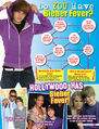 Tiger Beat March 2010 page Justin