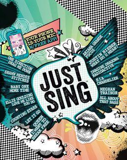 Just sing