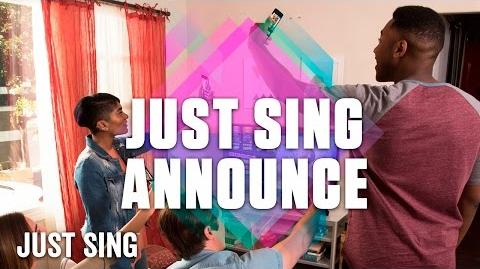 Just Sing Trailer Announcement - Official US